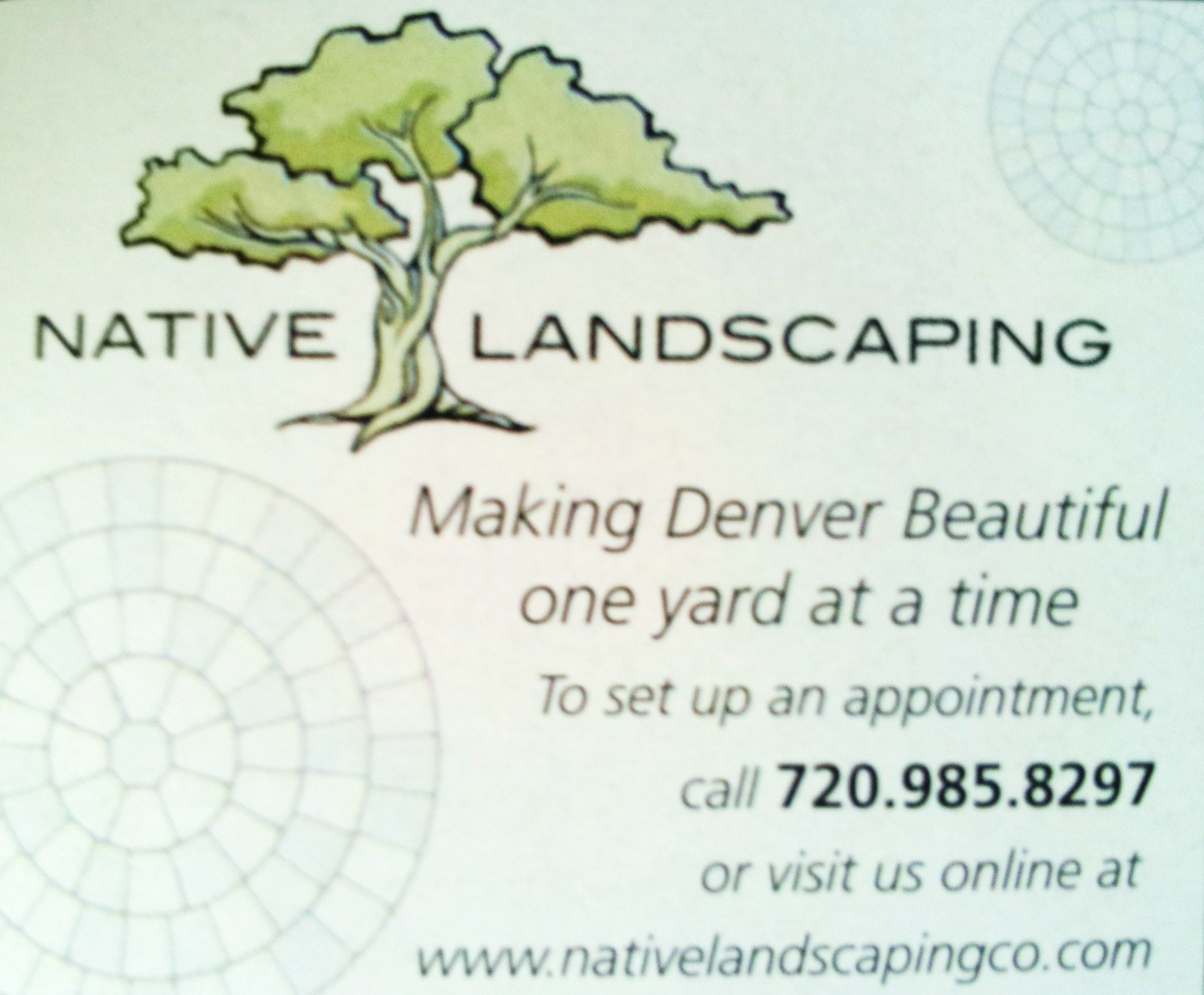 Native landscaping Lifestyles Add